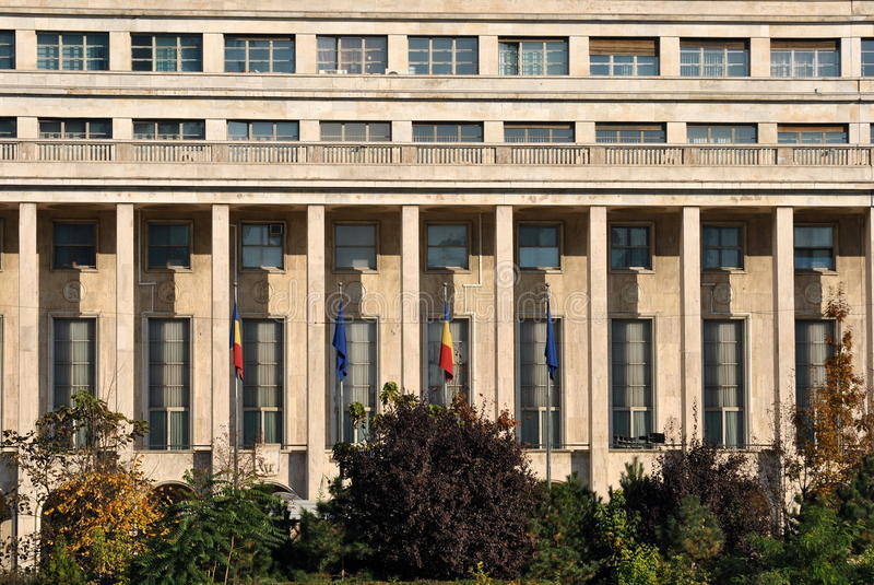 Download Romanian Parliament Editorial Photography - Image: 16735307