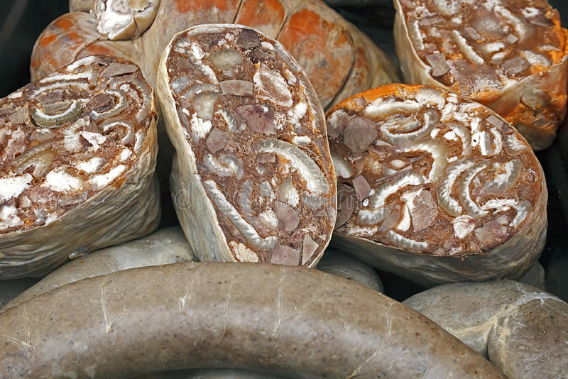 Download Romanian Traditional Aspic Pieces-4 Stock Image - Image: 30862291