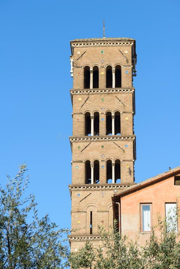 Romano van Foro stock afbeeldingen