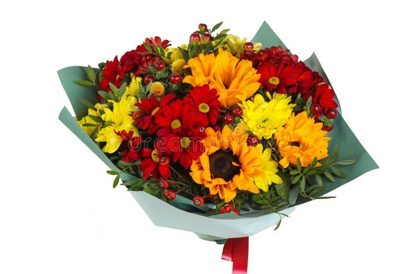 Romansowy kwiatu bukiet obrazy royalty free