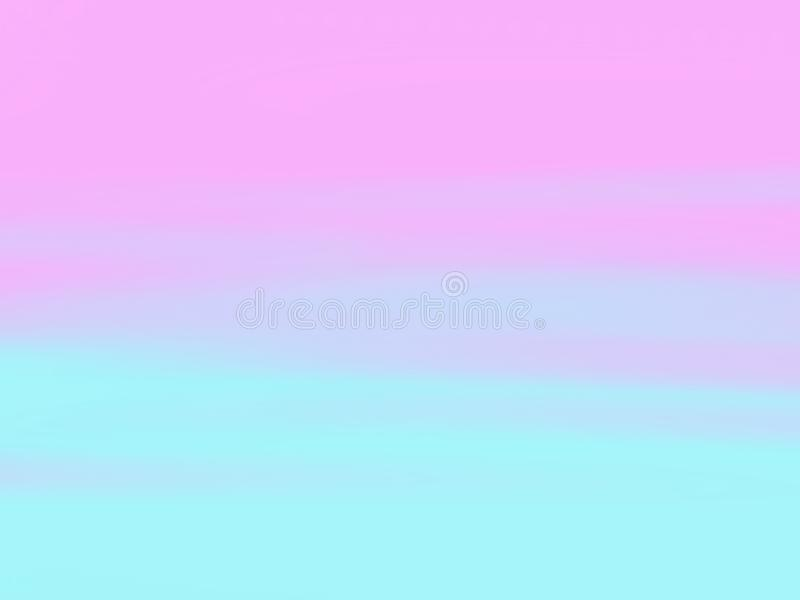 Pastel colored background. Romantic background in pastel colors, like ocean with sunset sky in summer or sweet ice cream royalty free stock images