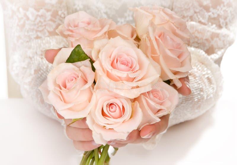 Romantic bouquet royalty free stock photos