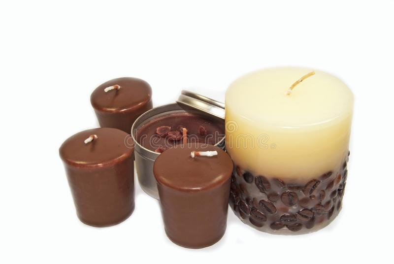 Download Romantic Candles stock image. Image of others, background - 14266717