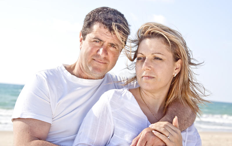 Download Romantic couple stock image. Image of looking, happy - 20296751