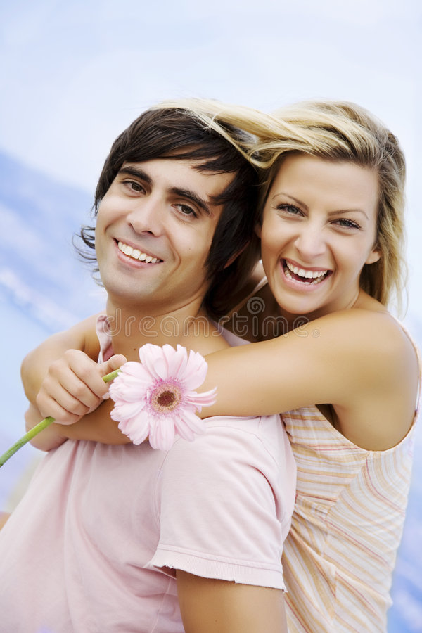Download Romantic couple stock photo. Image of dating, happiness - 4134060