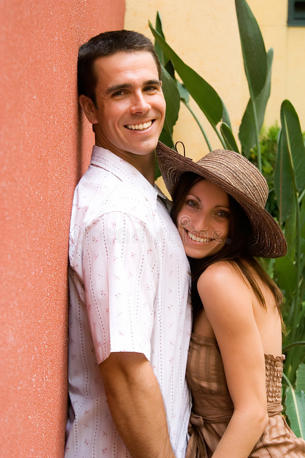 Download Romantic couple II stock image. Image of europe, valentine - 1411205
