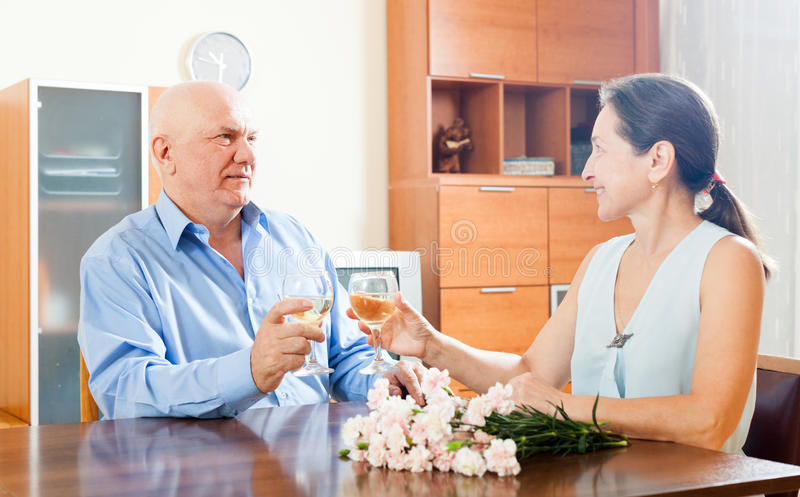 Download Romantic date stock image. Image of happiness, holding - 43642955