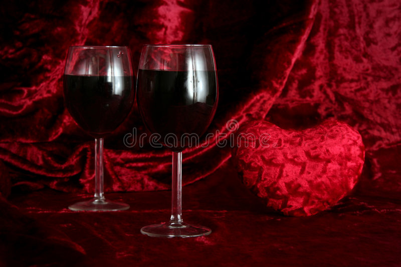 Download Romantic evening stock image. Image of heart, cheer, anniversary - 1759557