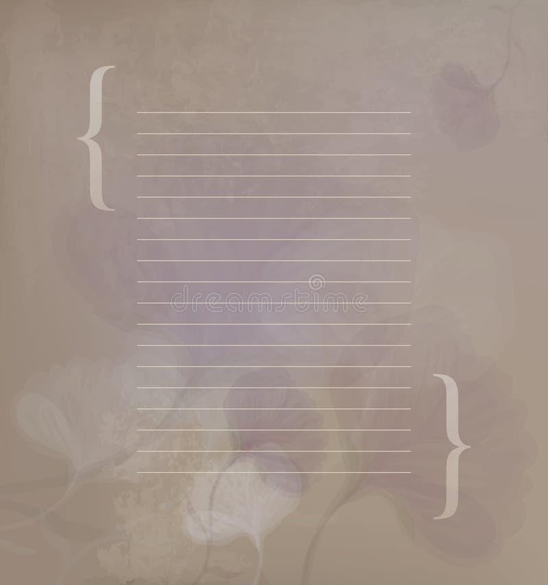 Download Romantic Floral Letter Stock Photos - Image: 33597803