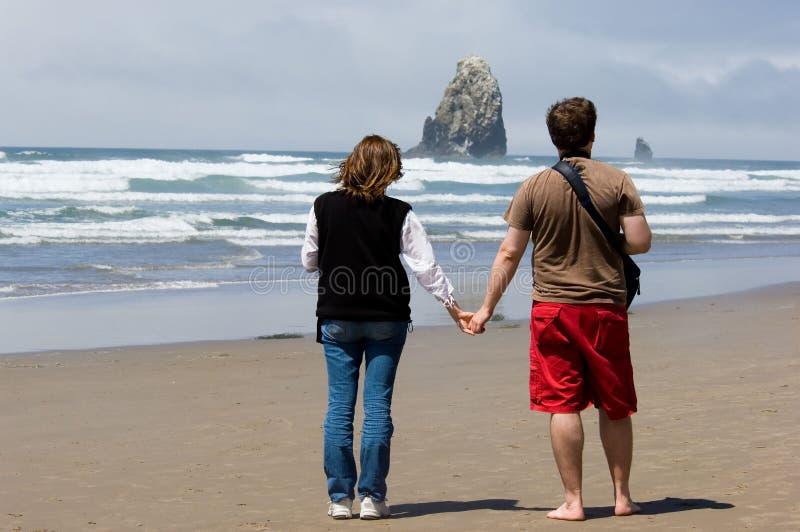 Romantic getaway royalty free stock images