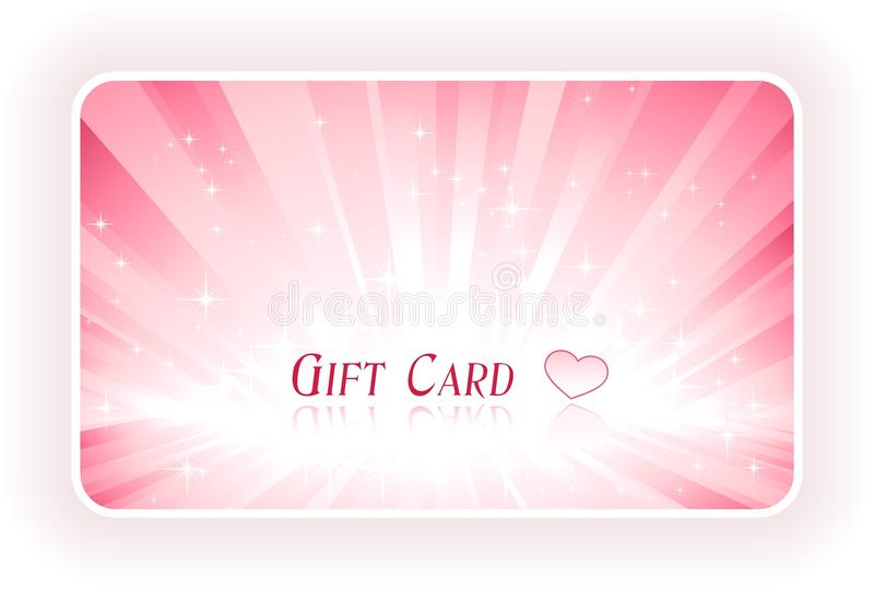 Download Romantic Gift Card Royalty Free Stock Photos - Image: 19083908