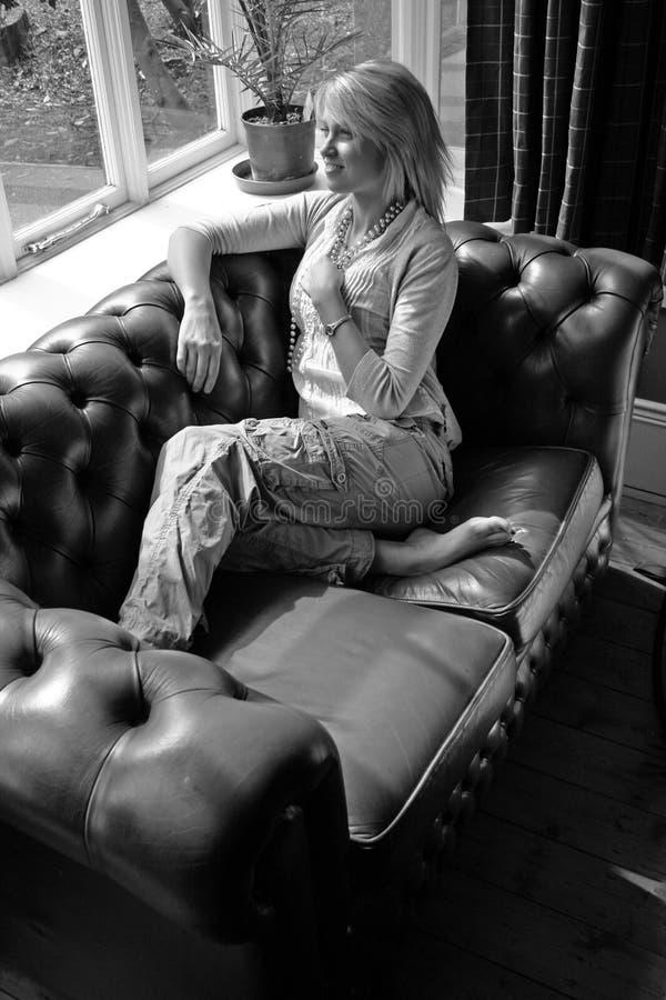 Download Romantic girl stock photo. Image of lying, large, beautiful - 714500