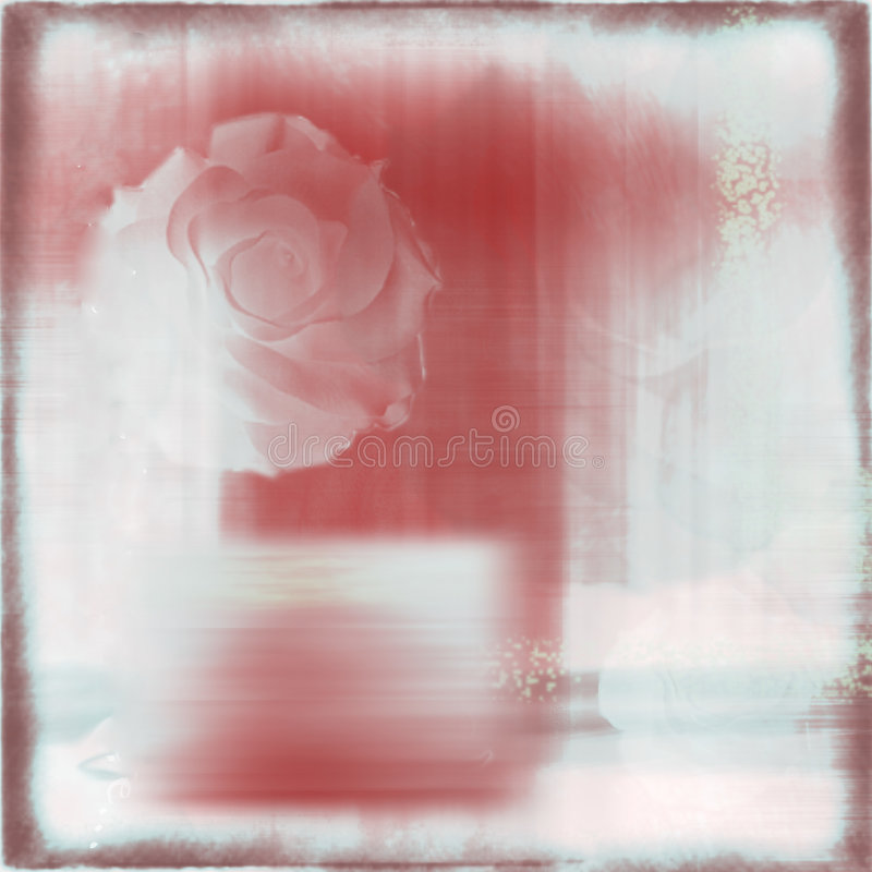 Romantic Grunge Abstract Background. Soft romantic background