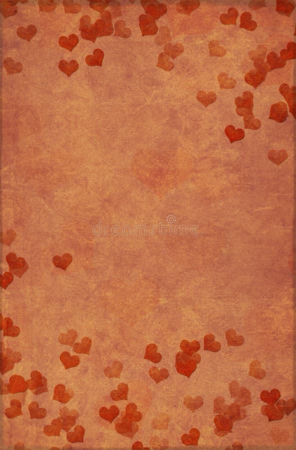 Romantic grunge background royalty free stock image