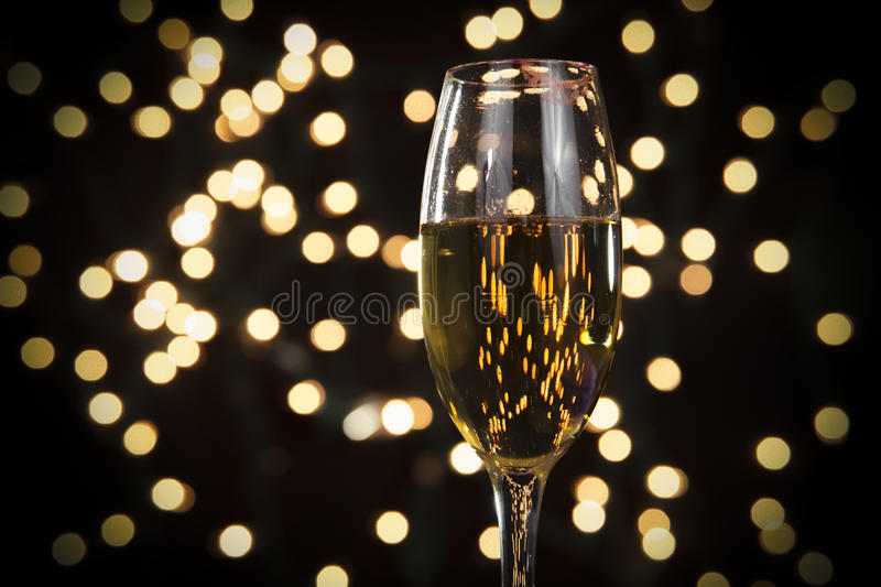 Romantic Holiday Night royalty free stock photography