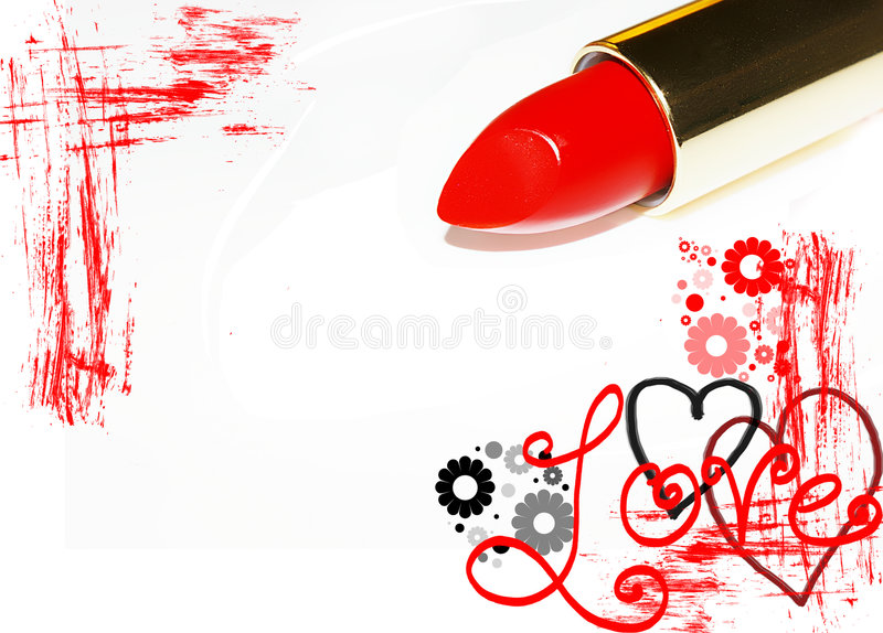Download Romantic letter stock illustration. Image of grunge, drawing - 3568555