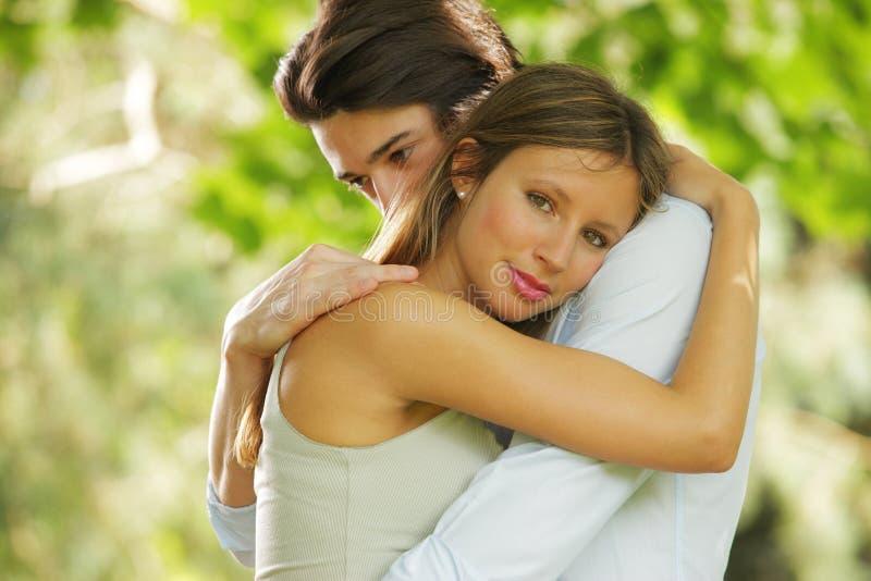 Romantic Moments Stock Photography
