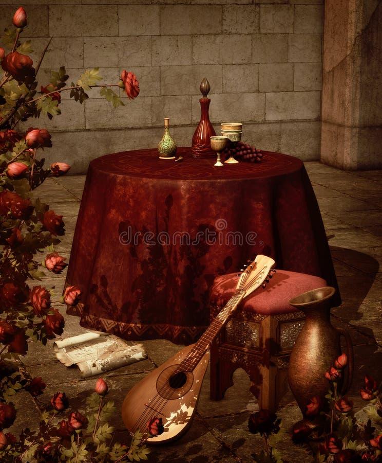 Free Romantic Places 1 Stock Image - 19851411