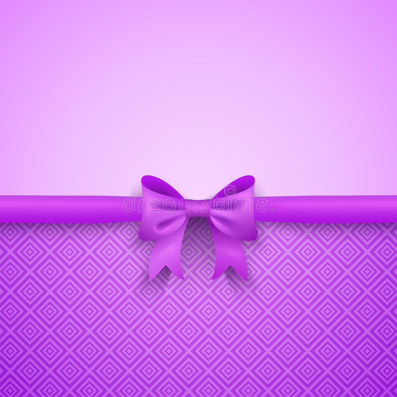 Romantic purple background with cute bow and stock illustration download romantic purple background with cute bow and stock illustration illustration 58612959 voltagebd Image collections