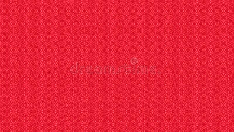Romantic red ornament background for wedding card royalty free stock photo