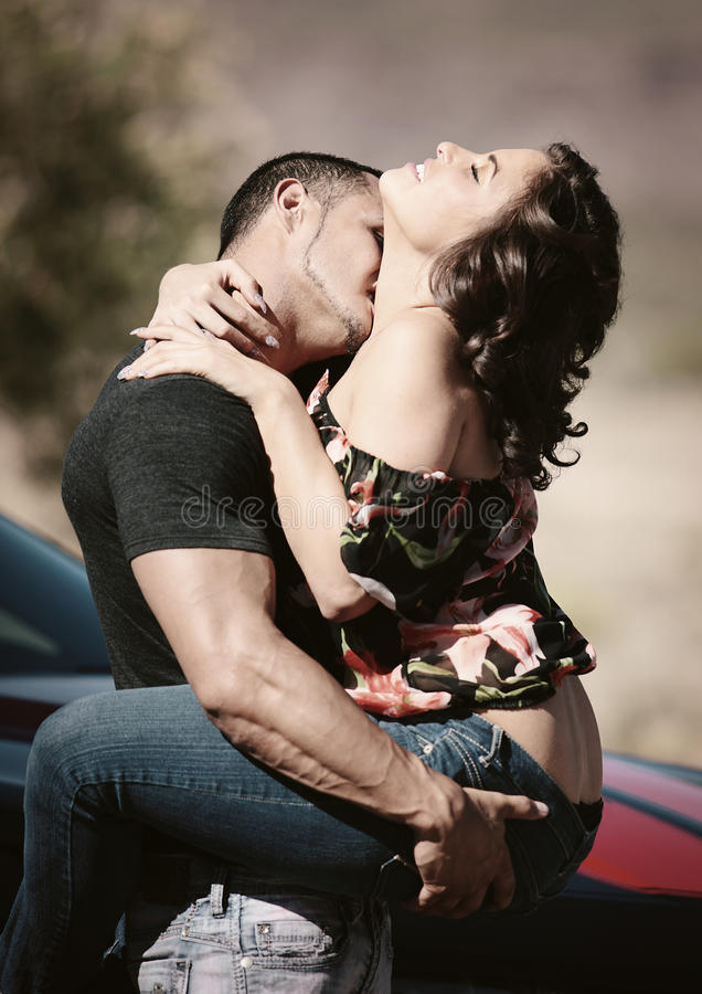 Download Romantic Rendezvous stock image. Image of loving, gorgeous - 33921253