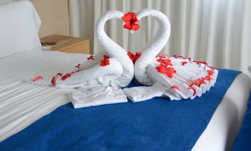Romantic surprise stock images