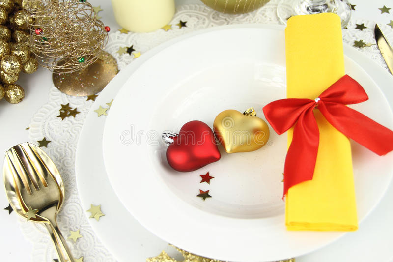Download Romantic table decoration stock photo. Image of lunch - 22251728