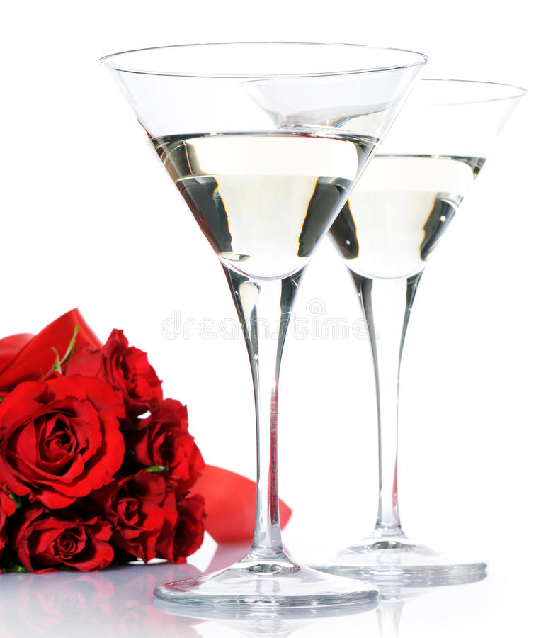 Romantic toast