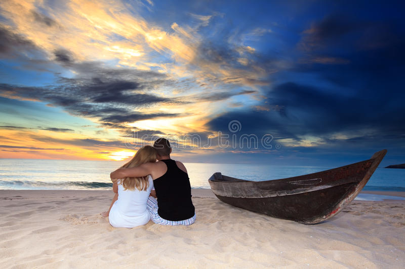 Download Romantic Uninhabited Island Royalty Free Stock Photos - Image: 10810458