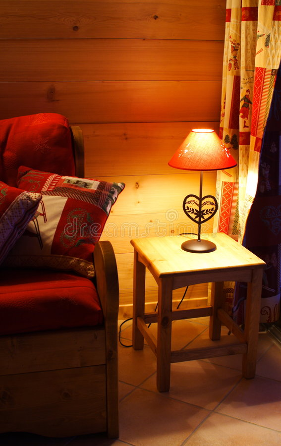 Free Romantic Warm Interior Royalty Free Stock Photo - 4853845