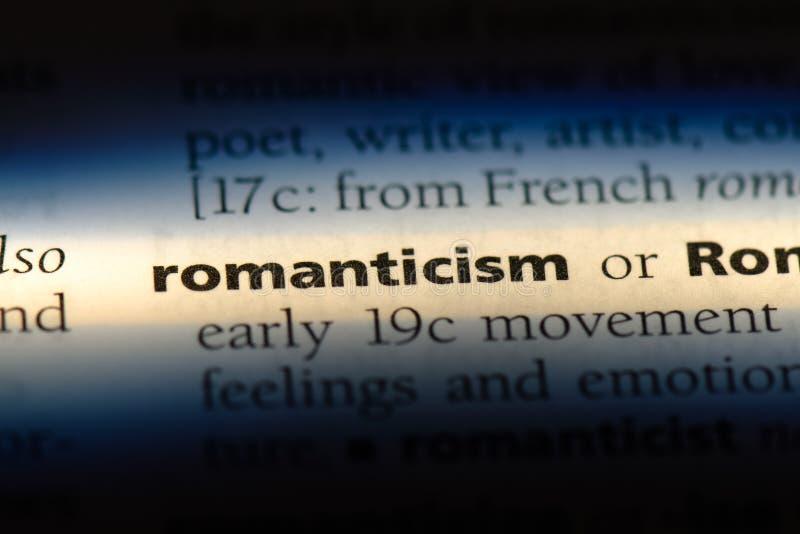 romanticism royalty-vrije stock afbeeldingen