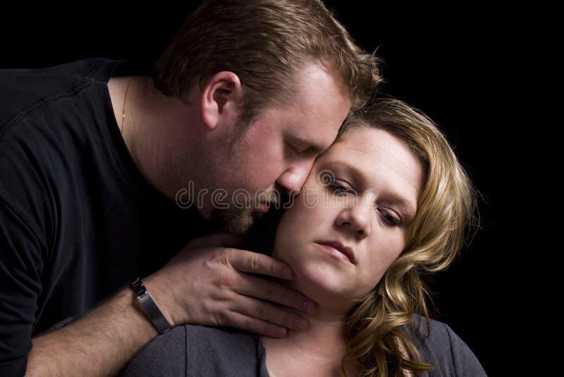 Romantisch Paar stock foto's