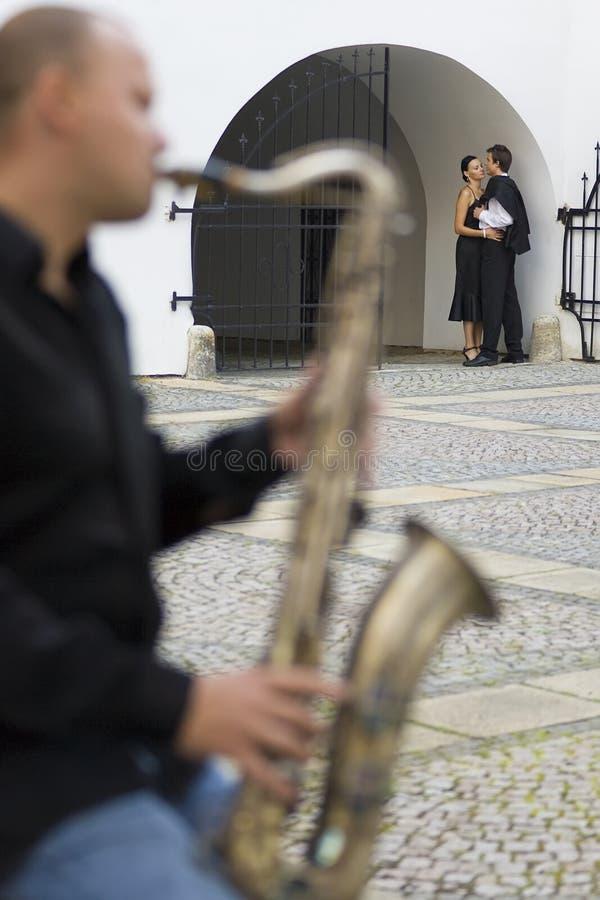 Romantische Overwelfde galerij royalty-vrije stock foto's