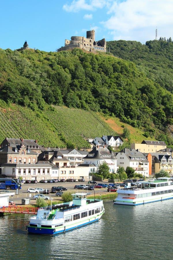 Romantische Plätze in Deutschland lizenzfreies stockbild