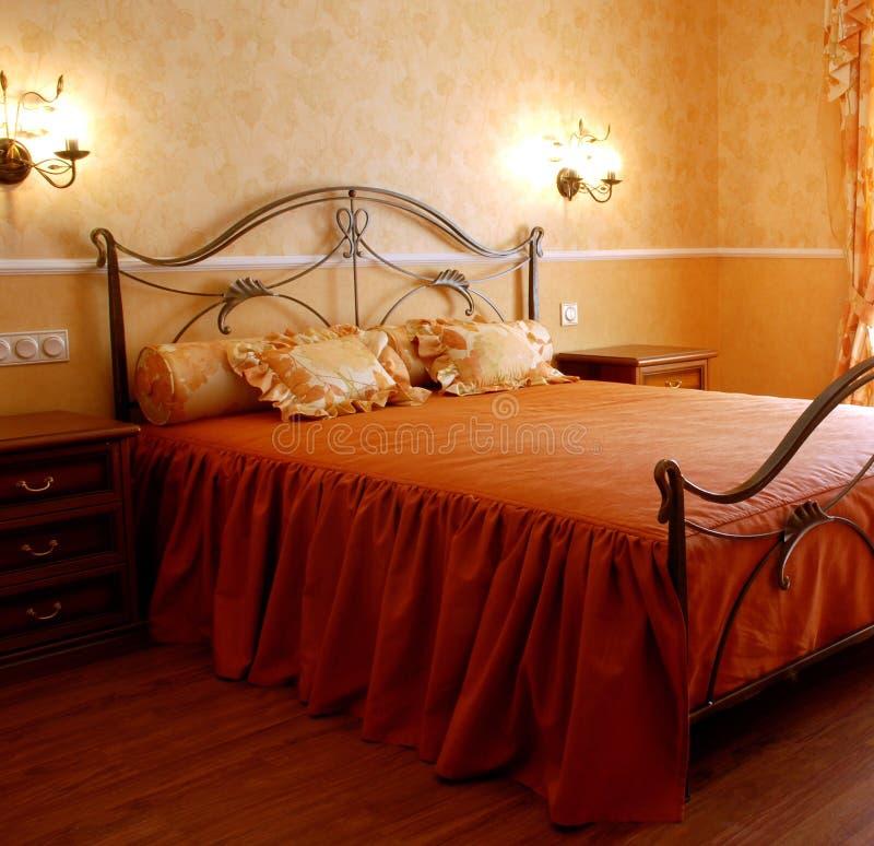 Romantische slaapkamer stock foto afbeelding bestaande uit architectuur 2484034 - Romantische slaapkamer ...