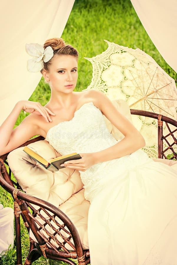 Romantische stijl royalty-vrije stock foto