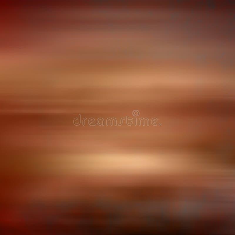 Romantischer weicher Hintergrund des Luftpinsels lizenzfreie abbildung