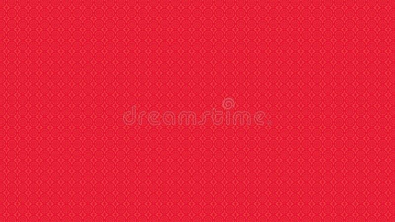 Romantisk röd bakgrund för bröllopkort royaltyfri foto