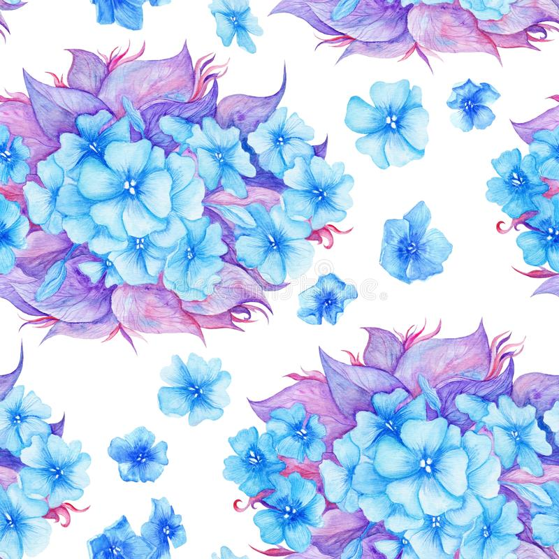 Romantisk vattenfärgmodell för tappning stock illustrationer