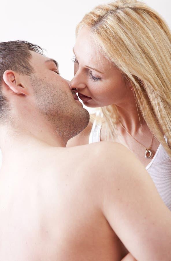 Romantiska par royaltyfria bilder