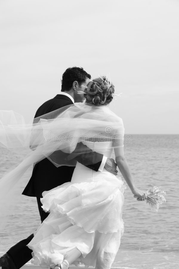 romantyczna para obraz stock