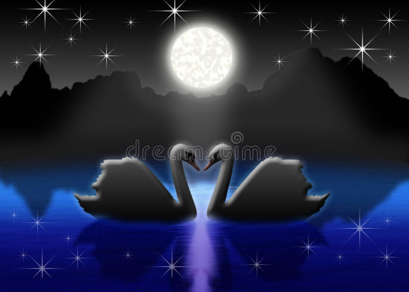 romantyczny ilustracja wektor