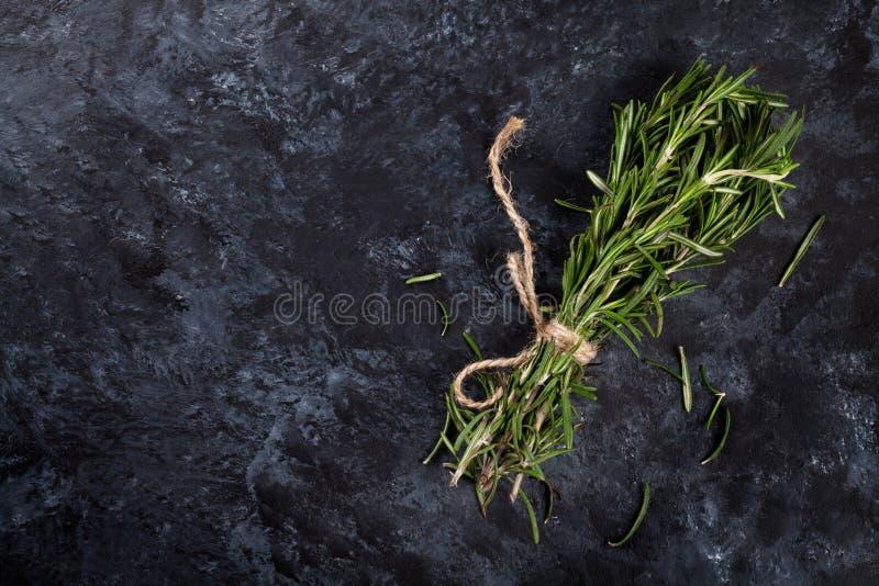 romarin d'herbe photo stock