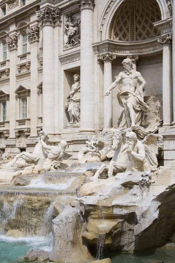 rome royaltyfri foto