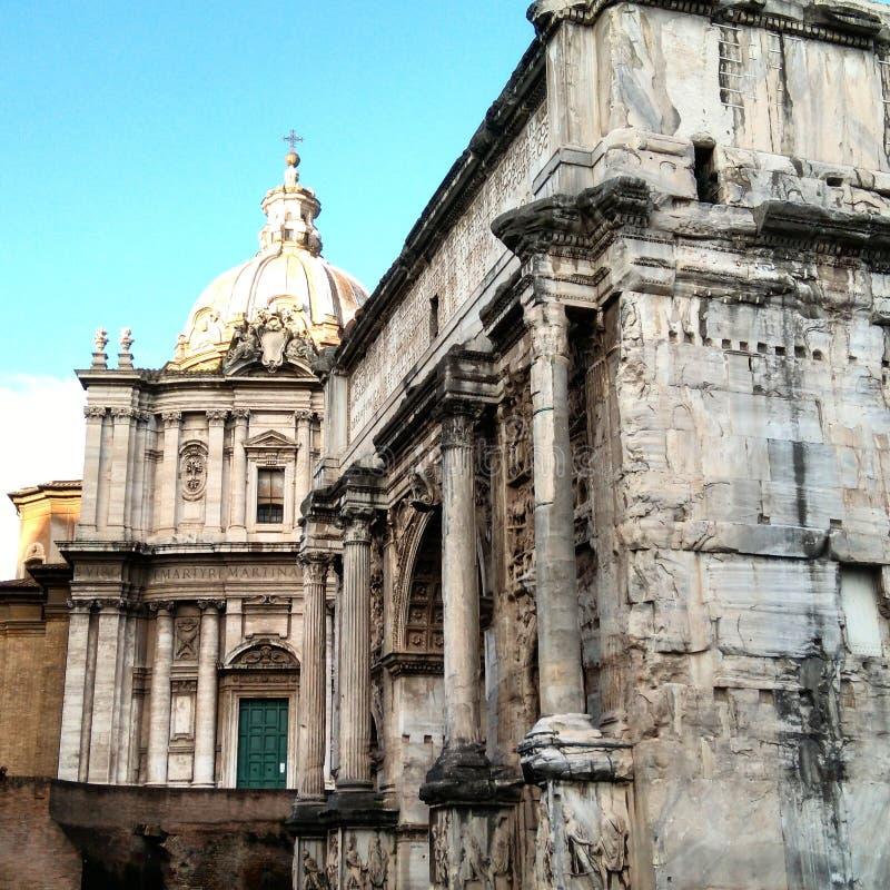 rome obraz royalty free