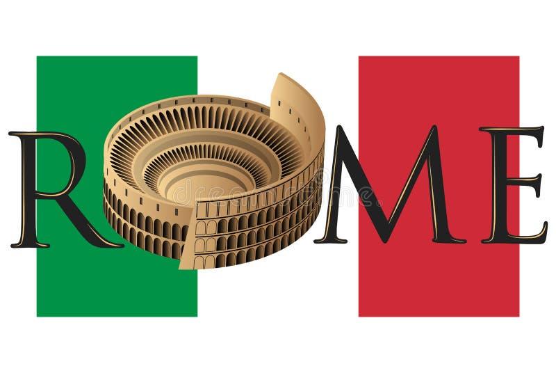 rome illustration libre de droits
