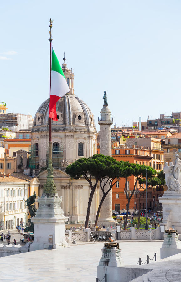 Download Rome image stock. Image du landmarks, roma, construction - 56487901