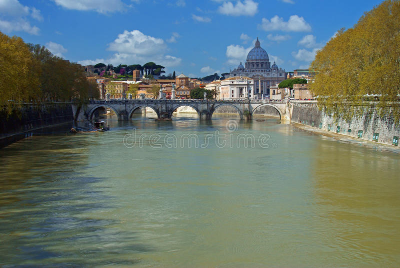 rome royalty-vrije stock afbeelding