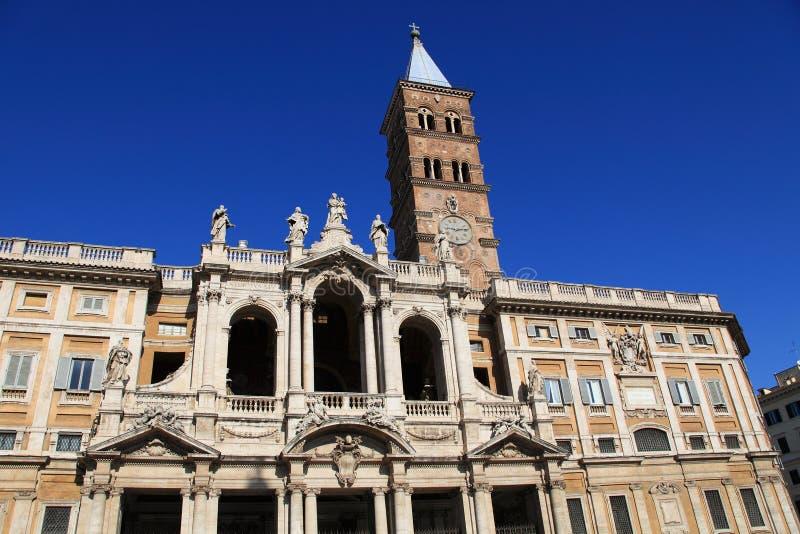 Download Rome: Basilica Di Santa Maria Maggiore Stock Photo - Image: 20550720
