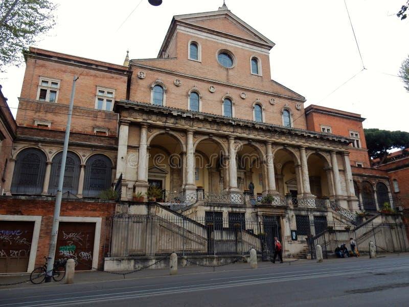 Rome - basilika av Sant ` Antonio i Laterano fotografering för bildbyråer